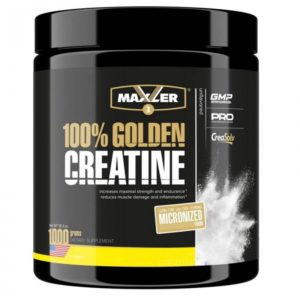 Maxler 100% Golden Micronized Creatine (can) 1000 г