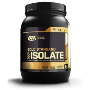 Optimum Nutrition 100% Isolate Gold Standard 720 г