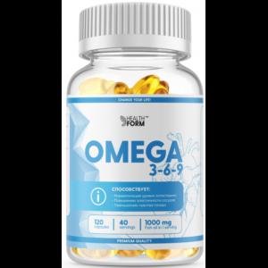 health form omega 3-6-9 120