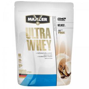 Maxler Ultra Whey (bag) 1800 г
