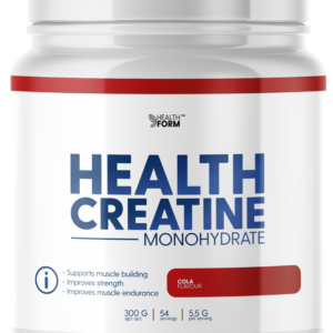 Health Form Creatine Monohydrate банка 300 г