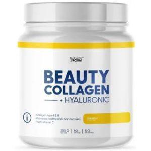 Health Form Beauty Collagen + Hyaluronic 200 г