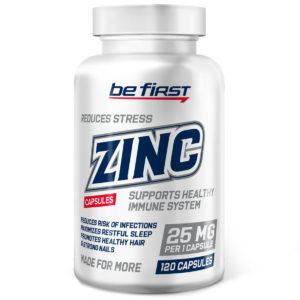 Be First Zinc 120 капс