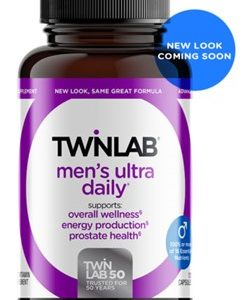 Twinlab Men's ultra multi daily 120 капс