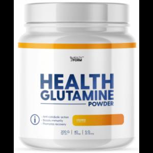 Health Form Glutamine 200 г