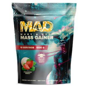MAD mass gainer whey beef 1000 g