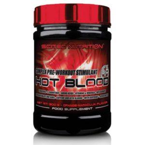 Scitec Nutrition Hot Blood 3.0 300g (